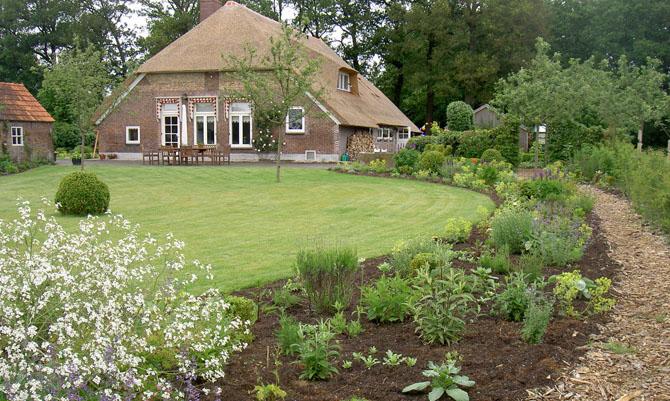 Favoriete oude boerderij tuinen #cwr21 agneswamu