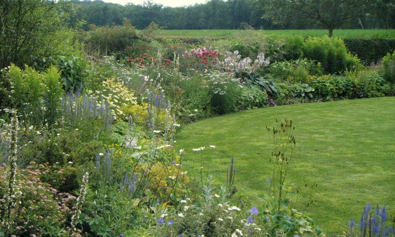 Boerderijtuin op landgoed de gunne harry pierik tuinontwerp